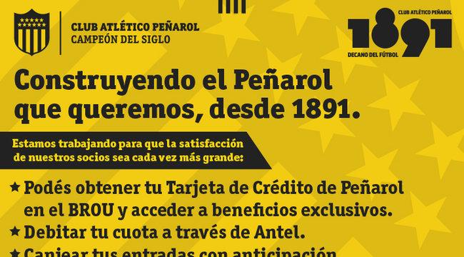 imagen de Construyendo el Peñarol que queremos