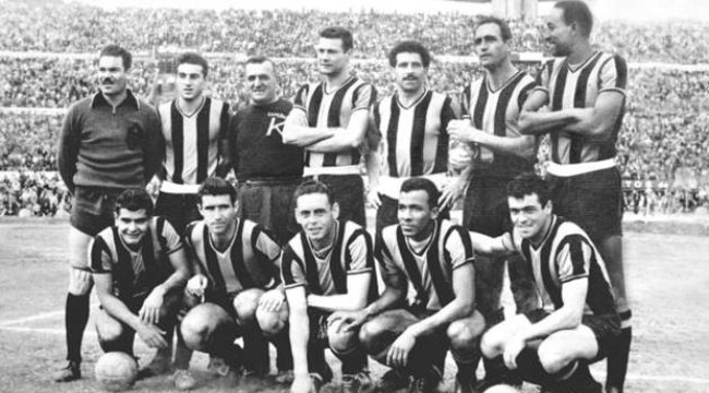imagen de ¡Peñarol y la conquista de la primera Libertadores de la historia!