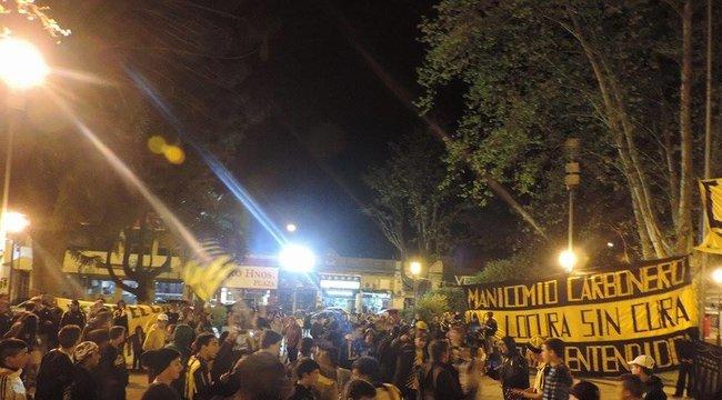 imagen de Las Peñas celebraron el 124 aniversario ¡A Lo Peñarol!