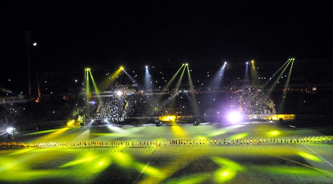 imagen de La Fiesta del Siglo de Peñarol, premiada en los #Iris2017