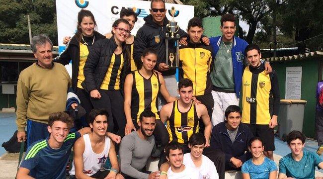 imagen de Atletismo | ¡Peñarol Campeón de la Copa Uruguaya de Atletismo 2017!