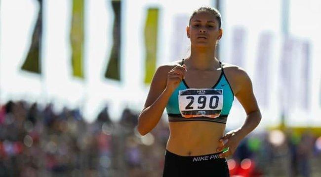 imagen de Atletismo | ¡4° puesto Sudamericano para Kimberly De Mederos!