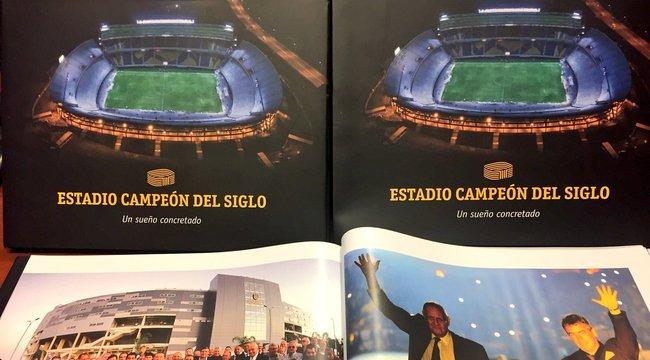 """imagen de """"Estadio Campeón del Siglo, un sueño concretado"""""""