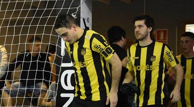 imagen de Fútbol Sala | Peñarol se apronta para iniciar la temporada 2018