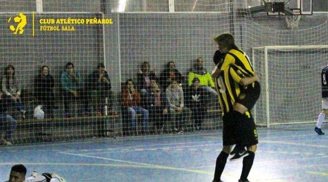 imagen de #FútbolSala | Llamado a aspirantes para las juveniles de Peñarol
