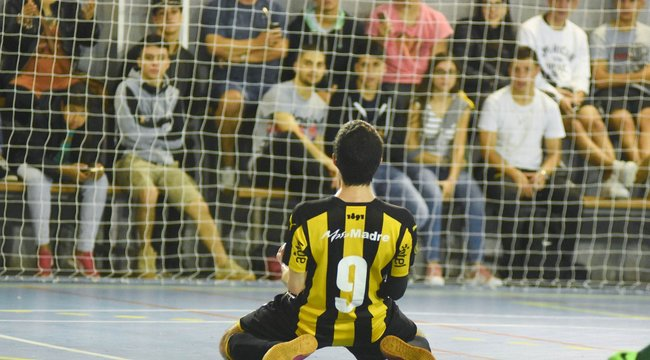 imagen de #Futsal | Peñarol, a puro triunfo en Fútbol Sala