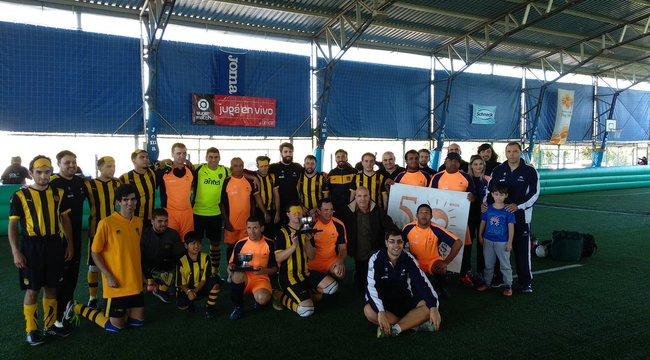 imagen de #FútbolParaCiegos | ACERGS se llevó la Copa Canaria