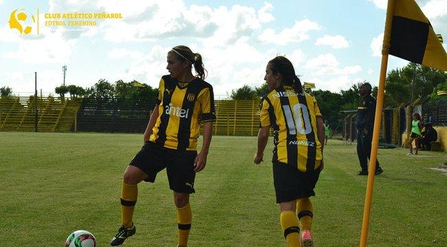 imagen de Peñarol, a la Copa Libertadores de Fútbol Femenino