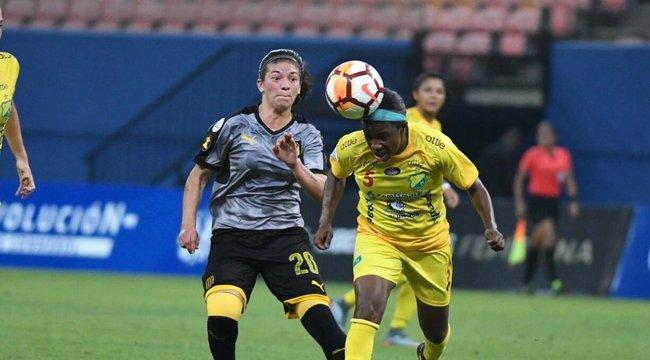 imagen de Peñarol enfrenta a Unión Española por la Libertadores Femenina
