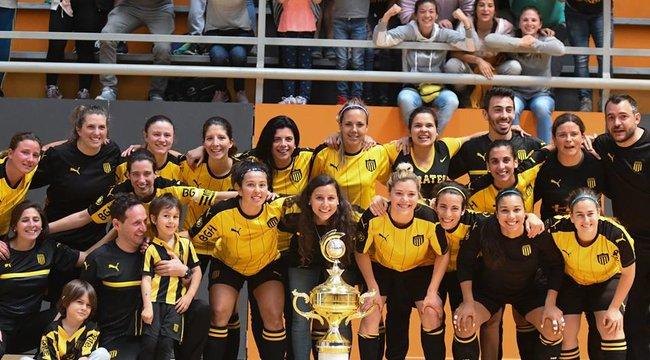 imagen de Peñarol jugará la Copa Libertadores Femenina de Fútbol Sala