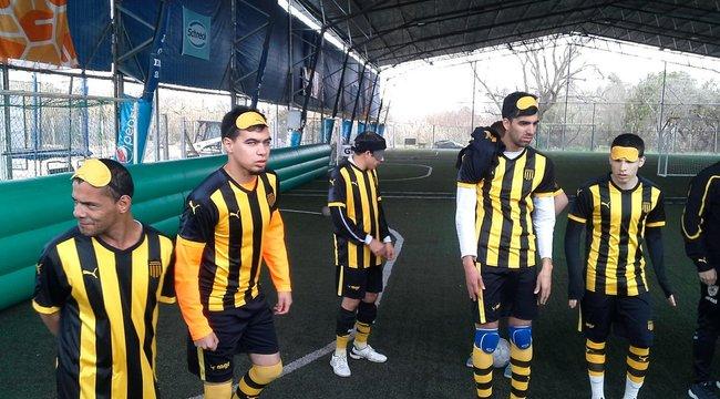 imagen de #FútbolParaCiegos | ¡Peñarol a la Libertadores!