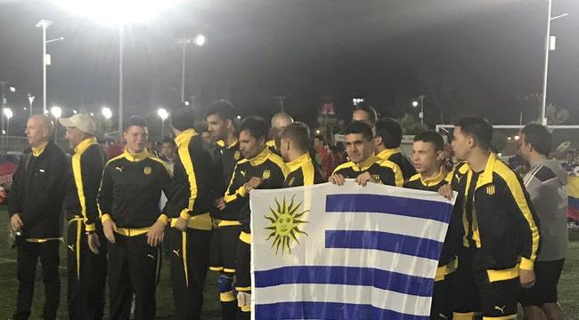 imagen de #FútbolParaCiegos | Histórico debut de Peñarol en la Copa Libertadores