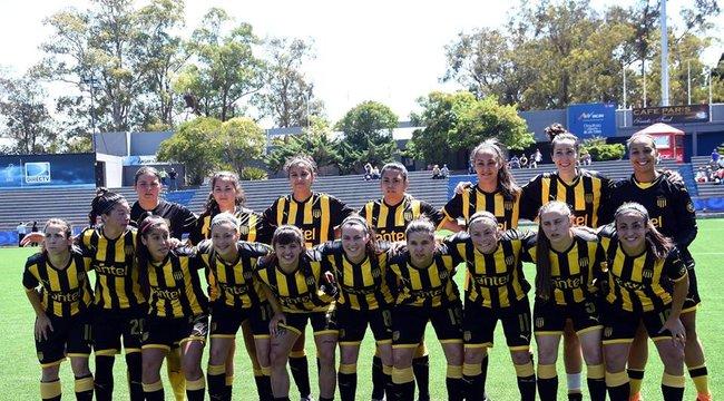 imagen de Peñarol, en busca del Bicampeonato de Fútbol Femenino