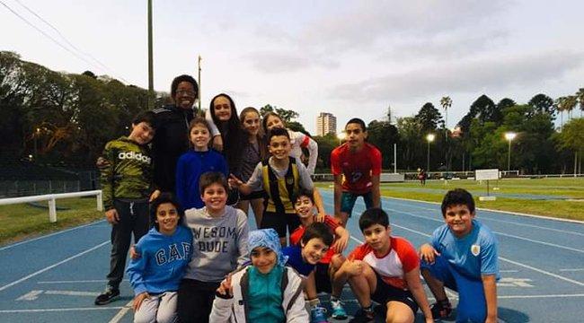 imagen de ¡Vení a la Escuela de Atletismo de Peñarol!