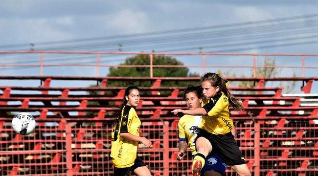 imagen de Peñarol, a puro triunfo en Fútbol Femenino