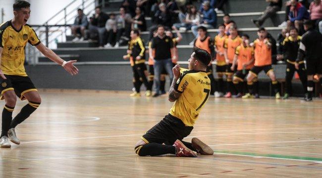 imagen de Futsal | Goleadas clásicas