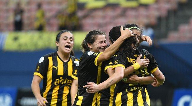 imagen de Fixture de Peñarol en la Copa CONMEBOL Libertadores Femenina