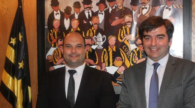 imagen de Convenio entre Peñarol y la Fundación Sophia