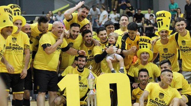 imagen de ¡Espectacular año del Futsal aurinegro!