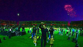 imagen de ¡La Noche Amarilla y Negra fue una fiesta!