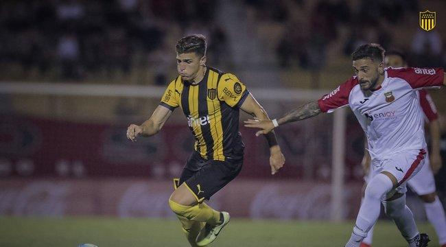 imagen de Peñarol igualó con Deportivo Maldonado
