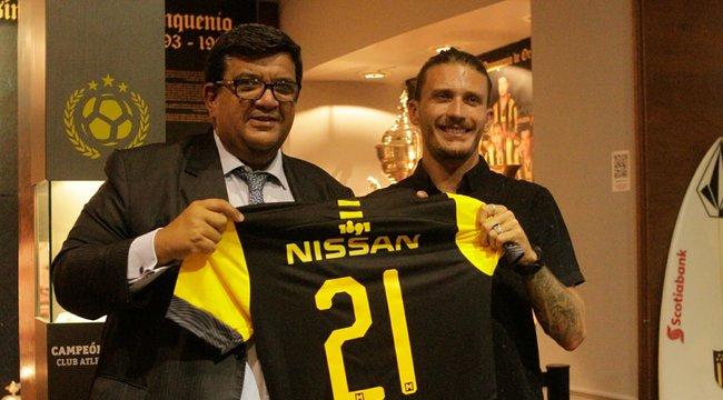 imagen de Lucas Madrid renovó su vínculo con Peñarol
