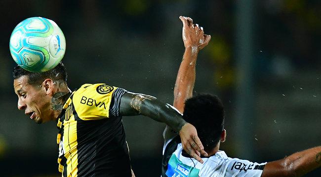 imagen de Peñarol 1-1 Danubio