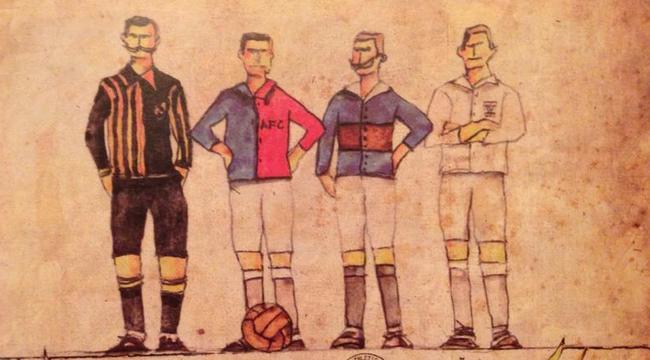 imagen de Peñarol saluda a la AUF en su 120 aniversario