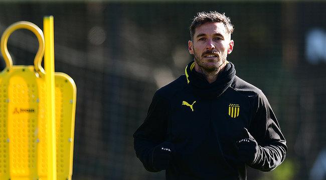imagen de Peñarol entrena pensando en el retorno de la actividad