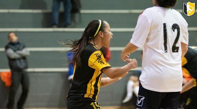 imagen de Fútbol Sala | Las Bicampeonas debutaron con triunfo