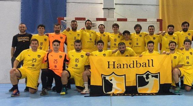 imagen de Handball | Peñarol venció a Seminario