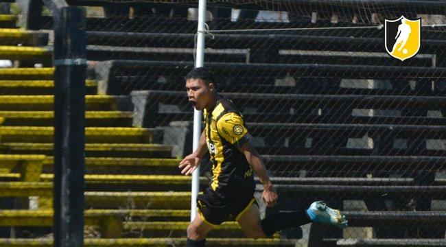 imagen de Peñarol enfrentó a Deportivo Maldonado en Formativas