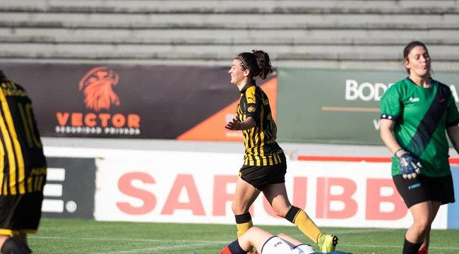 imagen de Fútbol Femenino | Peñarol goleó a Atenas