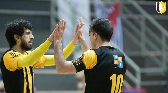imagen de Fútbol Sala | Nuevo triunfo de Peñarol para seguir arriba