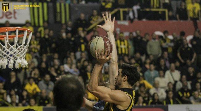 imagen de Peñarol participará de la Basketball Champions League Américas