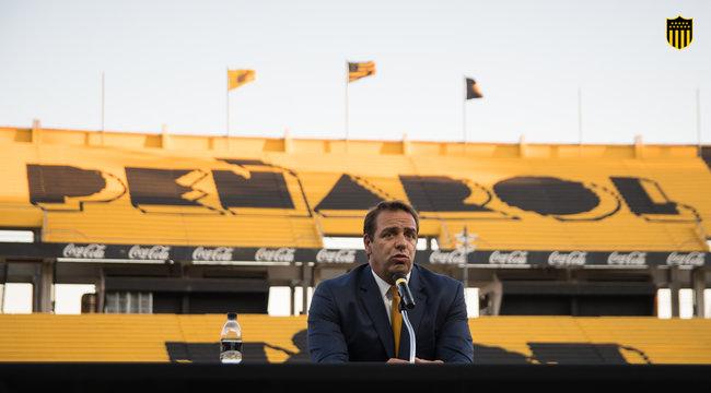 imagen de Asumieron las nuevas autoridades del Club Atlético Peñarol