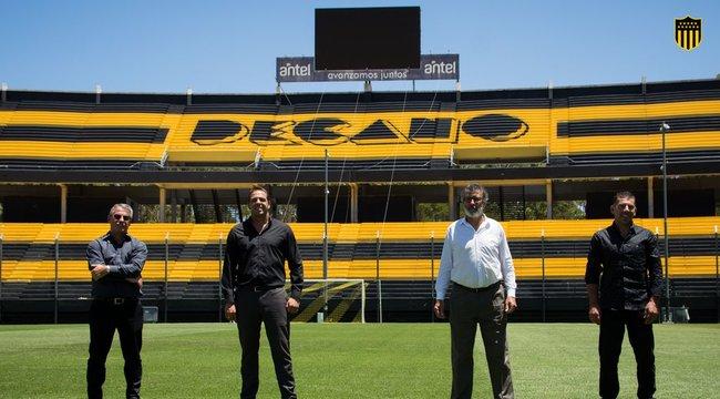 imagen de Presentación de los nuevos integrantes del área deportiva del Club