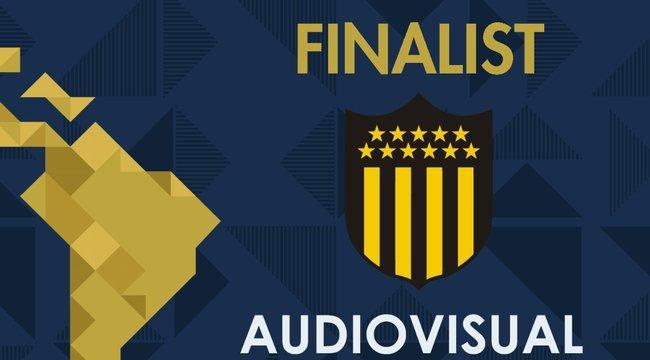 imagen de ¡Peñarol es finalista de los Samba Digital Awards!