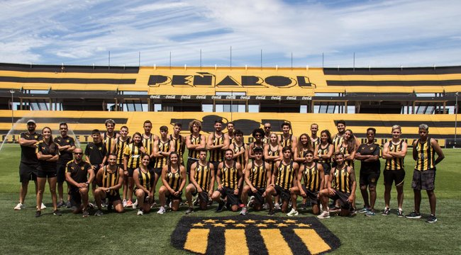 imagen de El atletismo de Peñarol crece con 361°