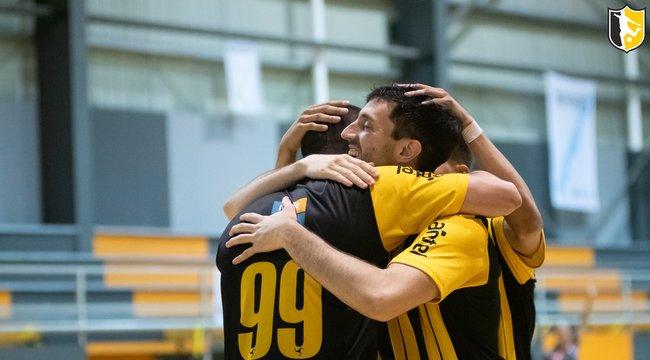 imagen de Peñarol, a la Libertadores de Fútbol Sala