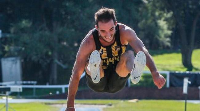 imagen de ¡Peñarol vuela alto en Atletismo!