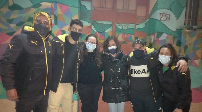 imagen de Actividades solidarias de la Peña de Villa Española