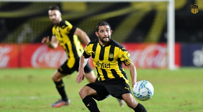 imagen de Peñarol igualó ante Villa Española