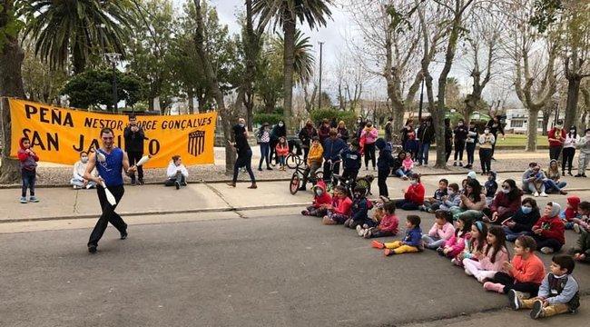 imagen de ¡El día del Carbonerito, junto a las Peñas!